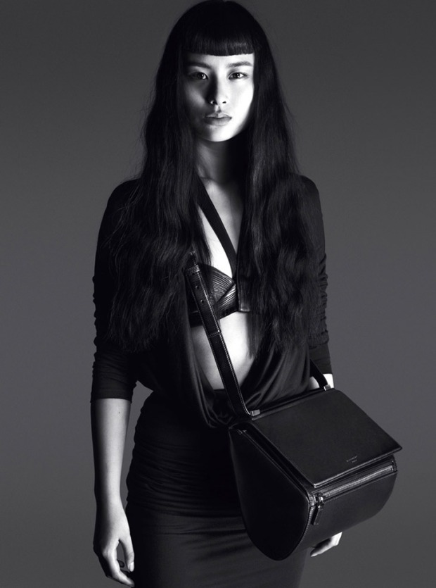Givenchy-Spring-Summer-2014-Mert-Marcus-01