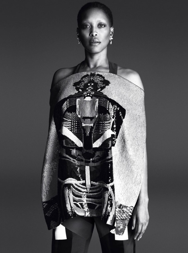 Givenchy-Spring-Summer-2014-Mert-Marcus-07